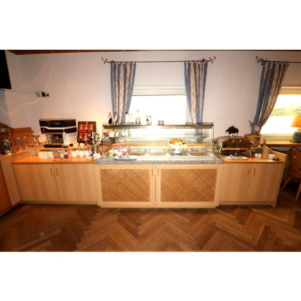 Frühstücksbuffet Hotel Heidelberg