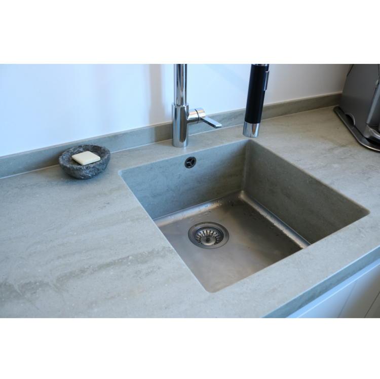 Corianküchenarbeitsplatte - Sagebrush