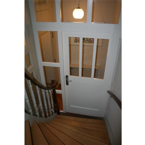 Tür am Treppenhaus