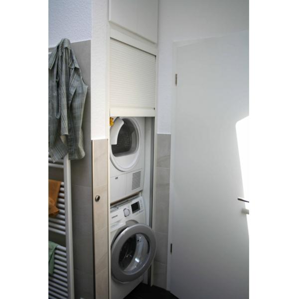 Verkleidung von Waschmaschine und Trockner