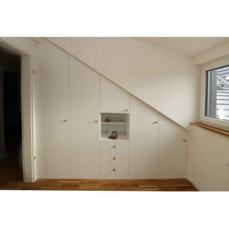 Dachschrägenschrank Kinderzimmer